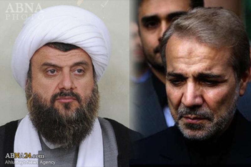 پیام تسلیت آیت الله هادوی تهرانی به سخنگوی دولت