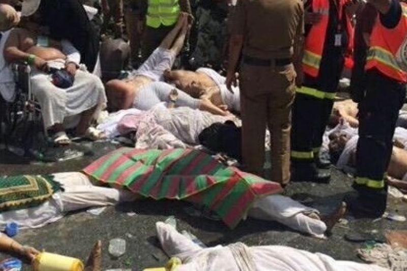 پیام تسلیت آیت الله هادوی تهرانی به مناسبت حادثه منا در مکه