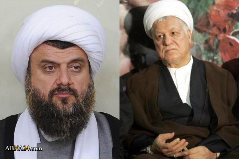 آیت الله هاشمی رفسنجانی تکیهگاه مطمئنی برای رهبر معظم انقلاب بود